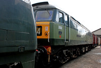 D1661 at Williton on Thursday 26 March 2015