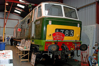 D7018 at Williton on Thursday 26 March 2015