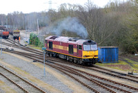 60049 at Hinksey on Thursday 7 February 2013
