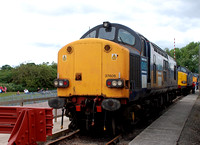 37606 at Gresty Bridge Crewe on Saturday 10 July 2010
