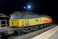 47727 leading 3S31 2126 Kings Norton to Worcester Shrub Hill at Ledbury on Friday 23 October 2015
