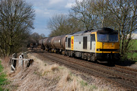 60015 6E41 1013 Westerleigh - Lindsey at Chellaston on Saturday 19 March 2011