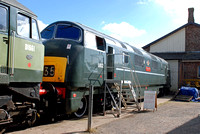 D832 at Williton on Thursday 2 October 2014