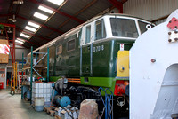 D7018 at Williton on Thursday 2 October 2014