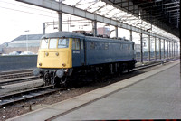 85002 at Rugby 1988