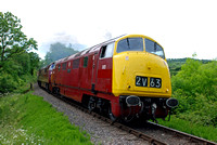 West Somerset Railway Mixed Traction Weekend - June 2014