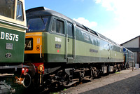 D1661 at Williton on Thursday 2 October 2014