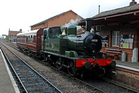1450 1107 Norton Fitzwarren - Crowcombe at Bishops Lydeard on Thursday 2 October 2014
