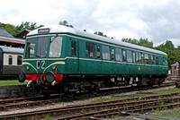 55000 at Buckfastleigh on Saturday 30 August 2014