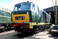 D7017 at Williton on Thursday 2 October 2014