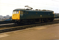 81002 at Wolverhampton on Saturday 30 August 1986