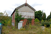 South Brent Signal Box on Saturday 30 August 2014