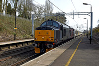 37800 (375902) 5Q57 1210 Wembley - Derby at Hampton in Arden on Sunday 26 March 2017