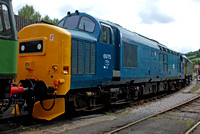 D6975 at Buckfastleigh on Saturday 30 August 2014