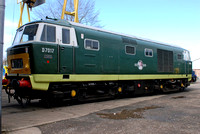D7017 at Williton on Thursday 26 March 2015