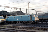 81012 at Willesden on Saturday 6 July 1991